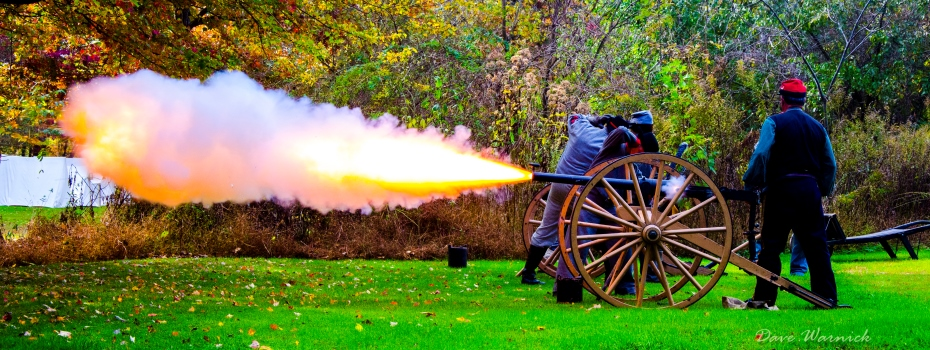 Civil War Re-Enactment October 5 to 7
